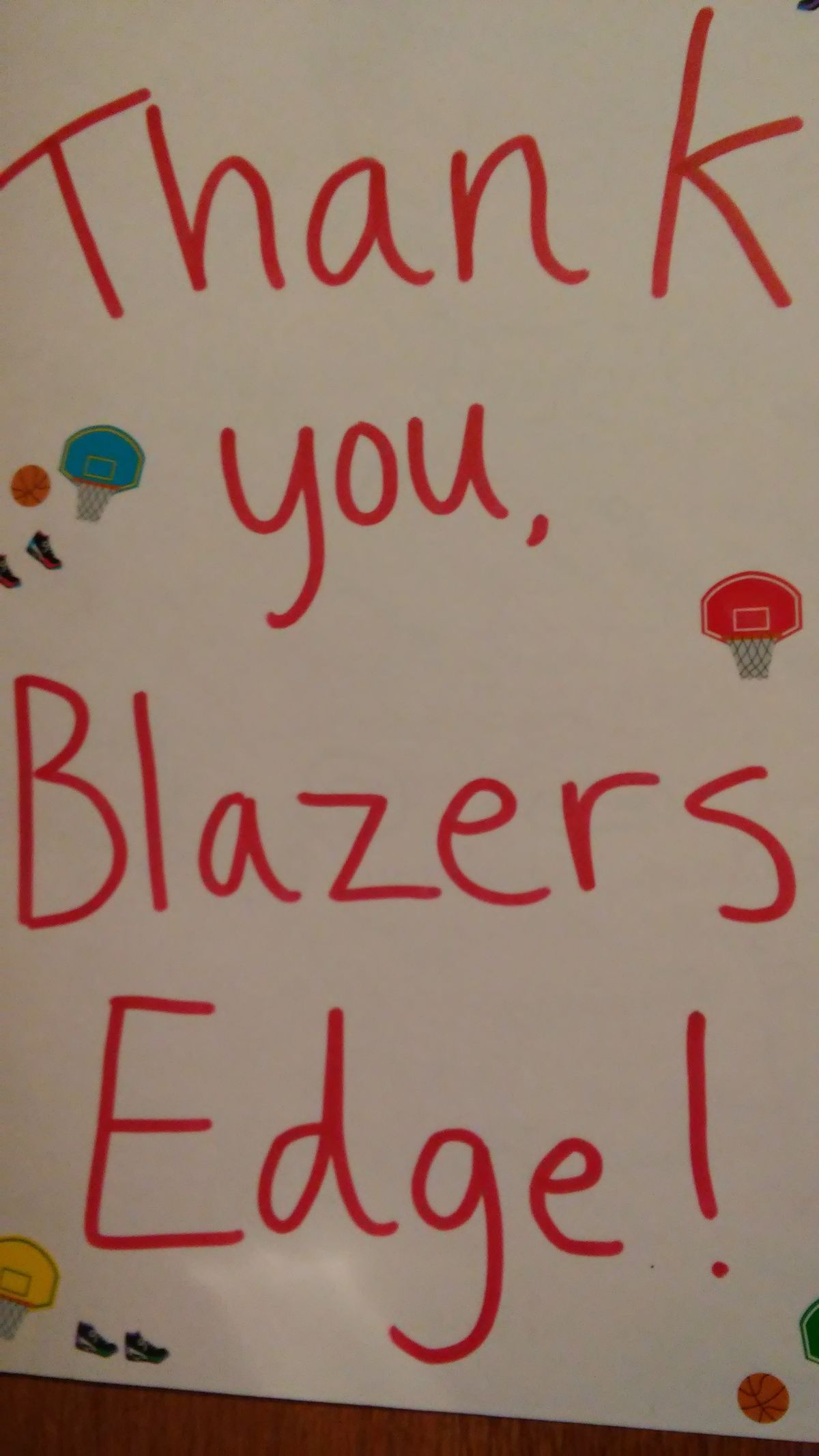 Blazers Edge Night Card1a