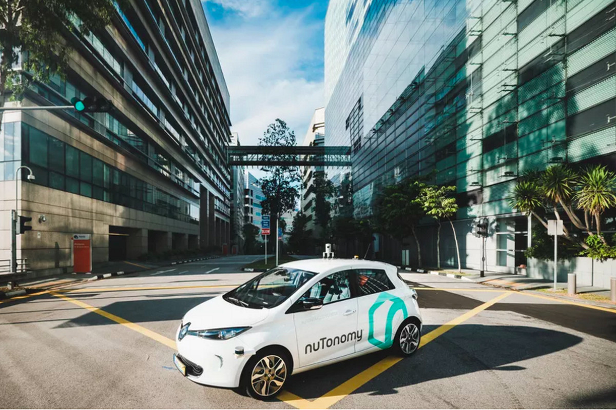 Self-driving car startup nuTonomy will begin testing its cars in Boston soon