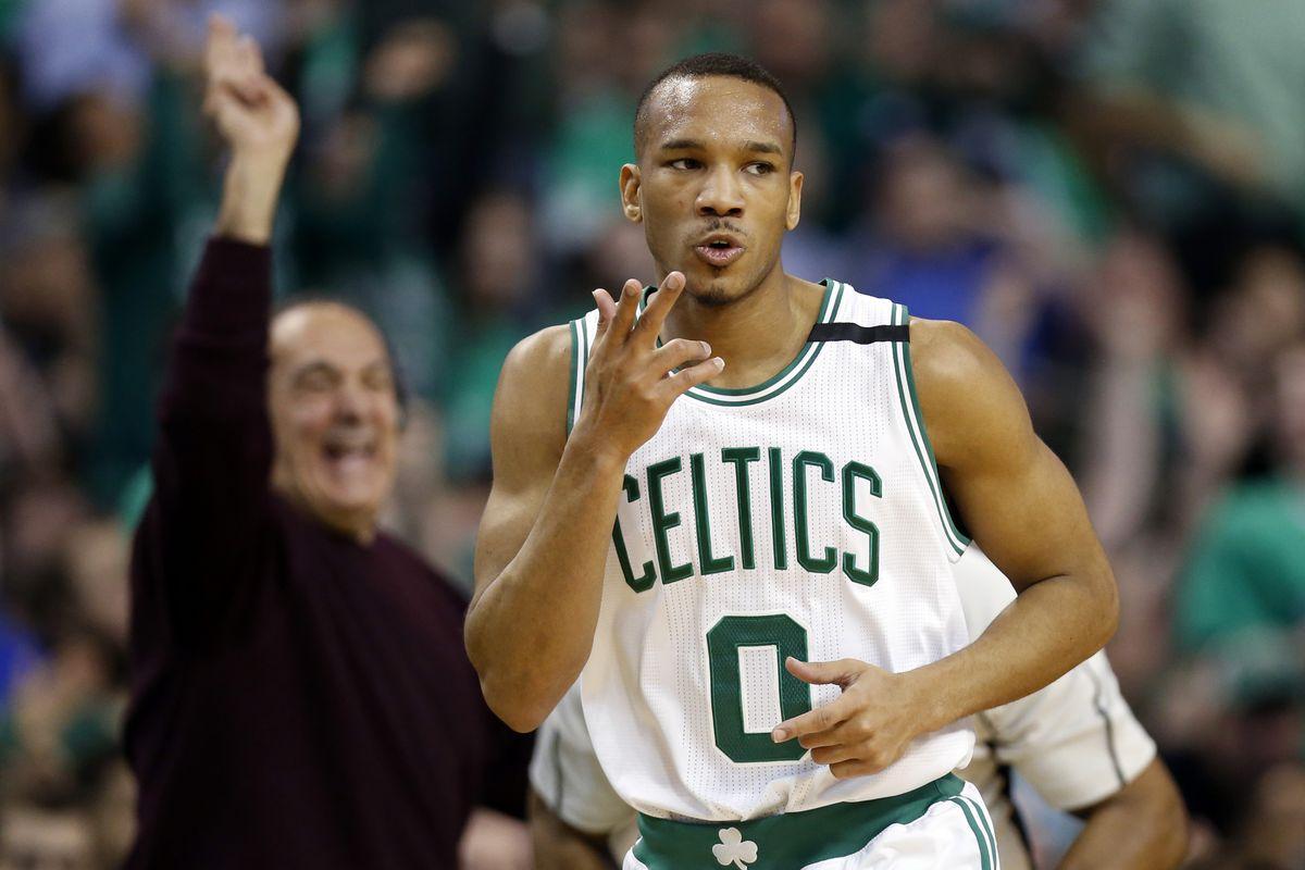 6c9f0b9d73ac Avery Bradley ranked eighth best shooting guard in NBA 2K18 ...