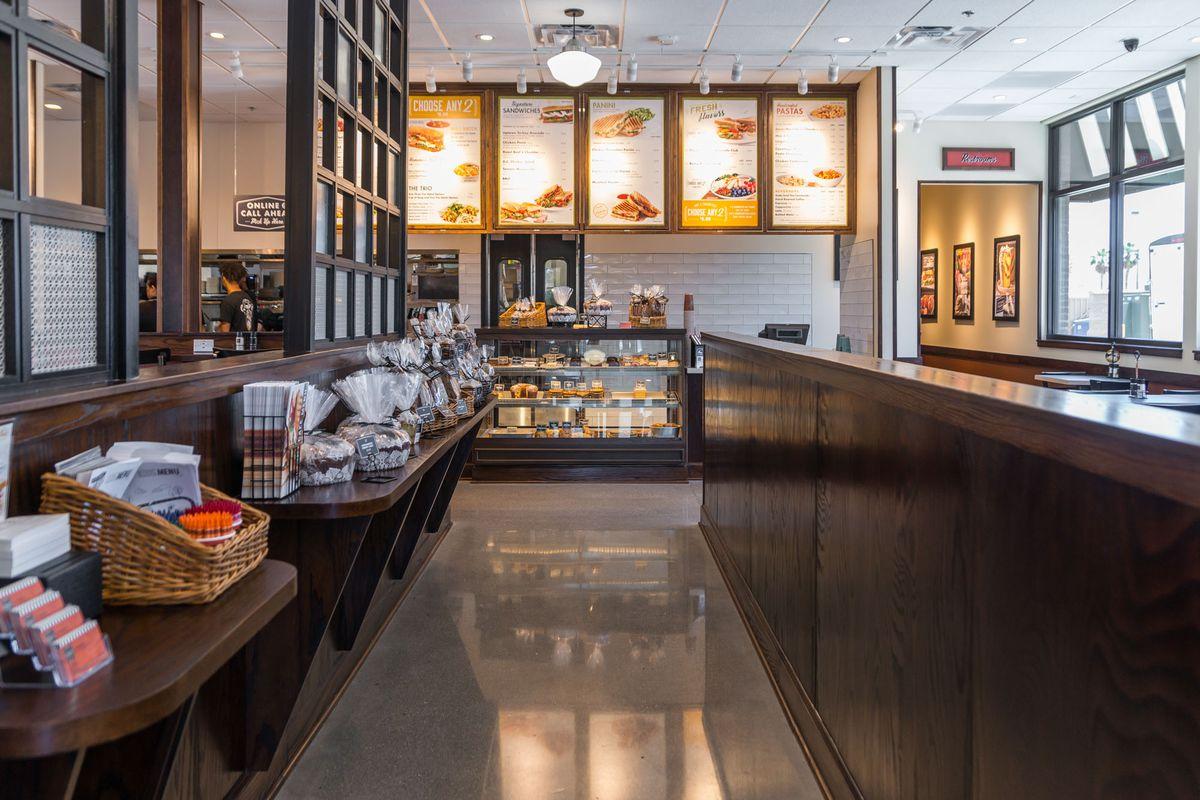 Corner Bakery Cafe Henderson