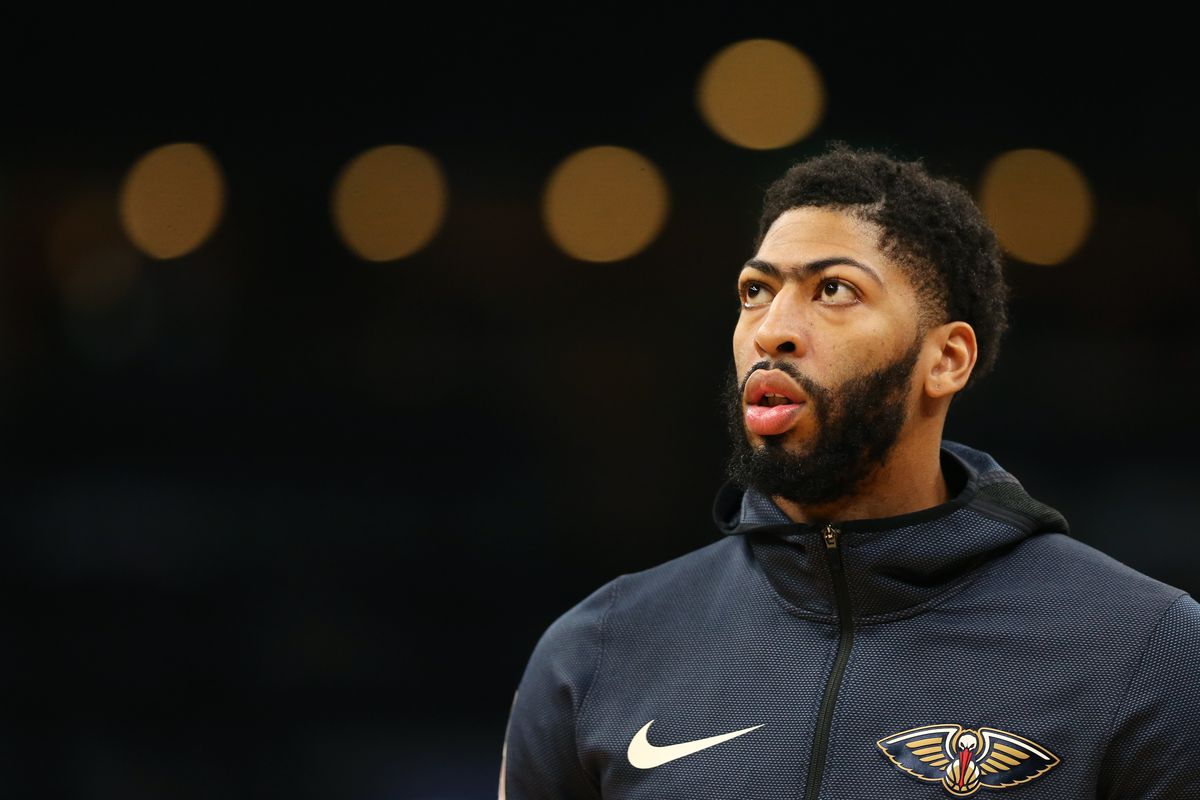 NBA GMs are mad players are recruiting Anthony Davis  Sorry 792dda995
