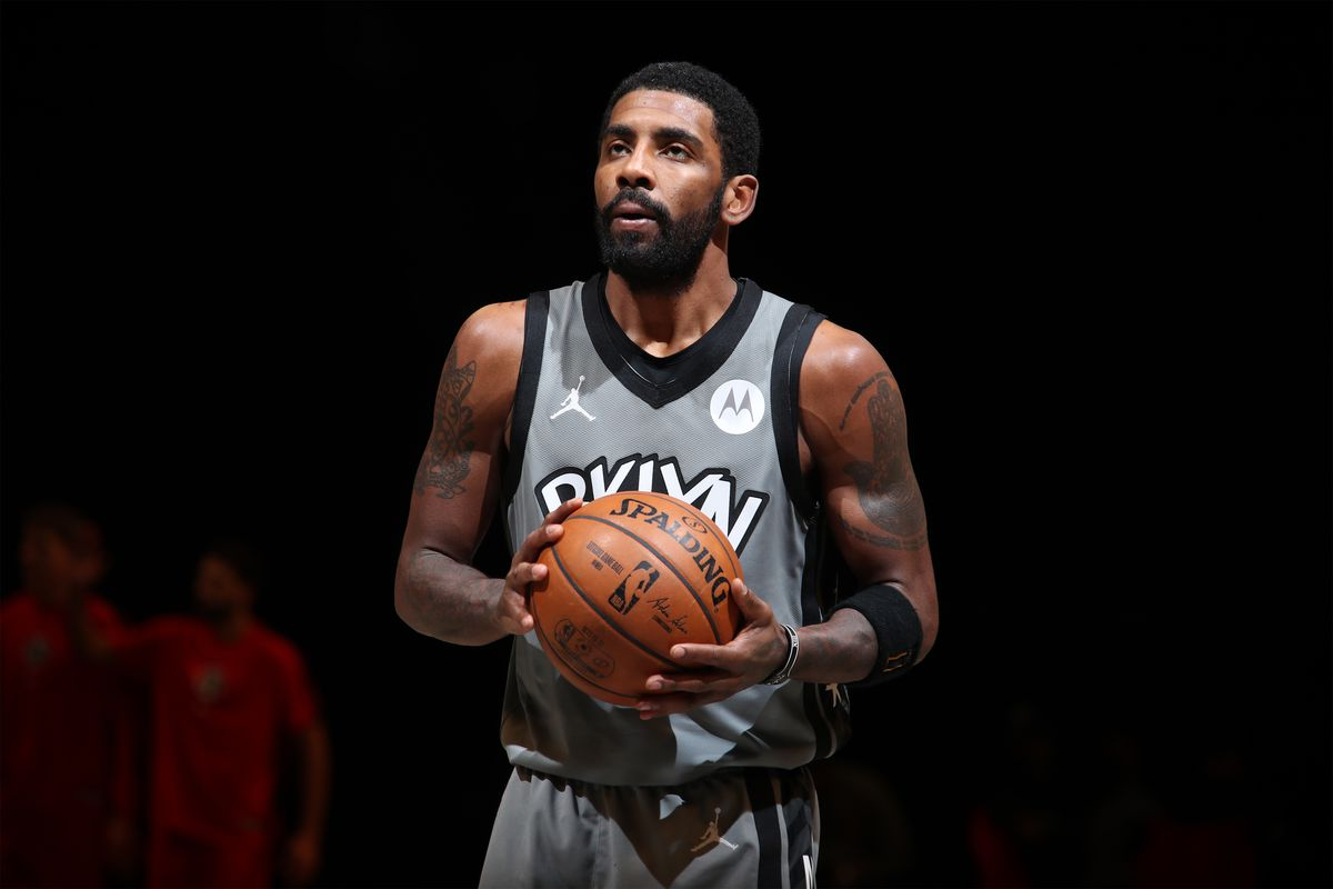 New video of Kyrie Irving makes the rounds ... what does it mean? -  NetsDaily