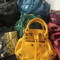 Balenciaga bag, $800