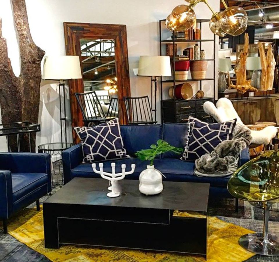 The Best Design And Furniture Stores In LA, Mapped
