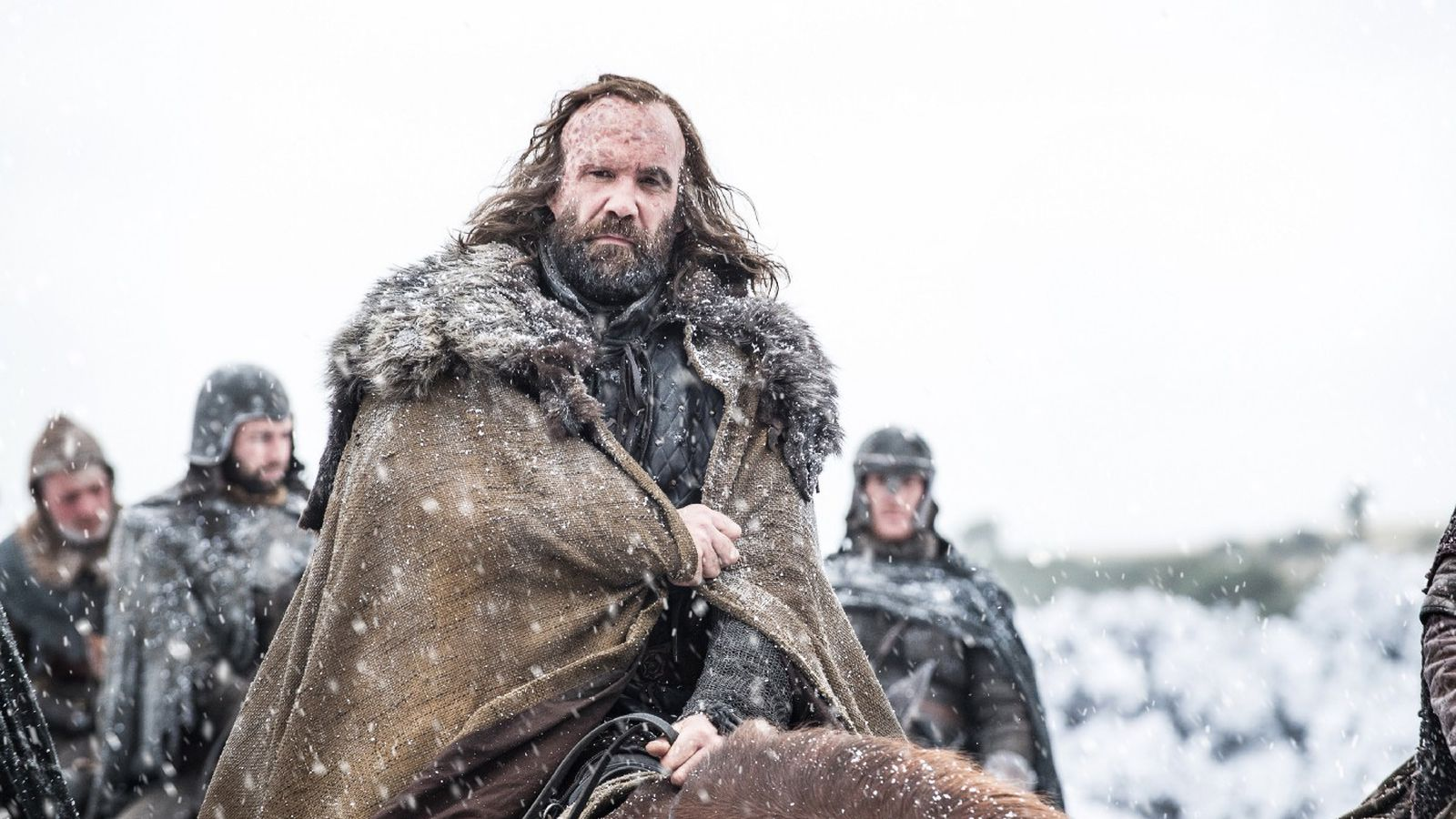 Game of Thrones just gave the Hound his most humane moment