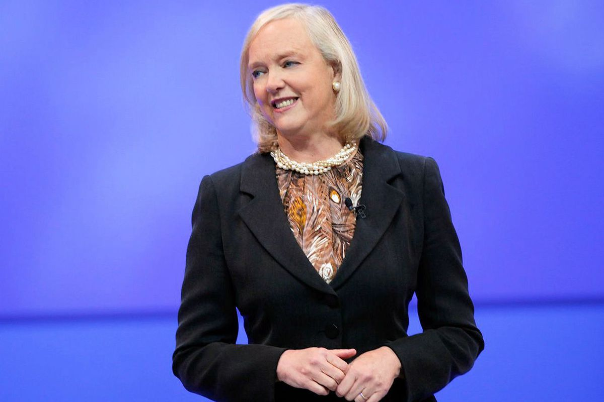 HP CEO Whitman Joins Board at SurveyMonkey - Vox