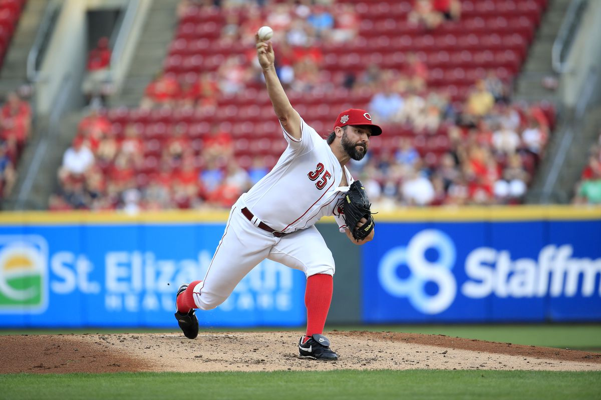 Why the Yankees should trade for Tanner Roark
