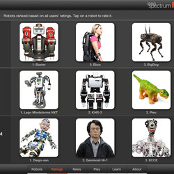 Robots iPad app offers interactive look at robotics history