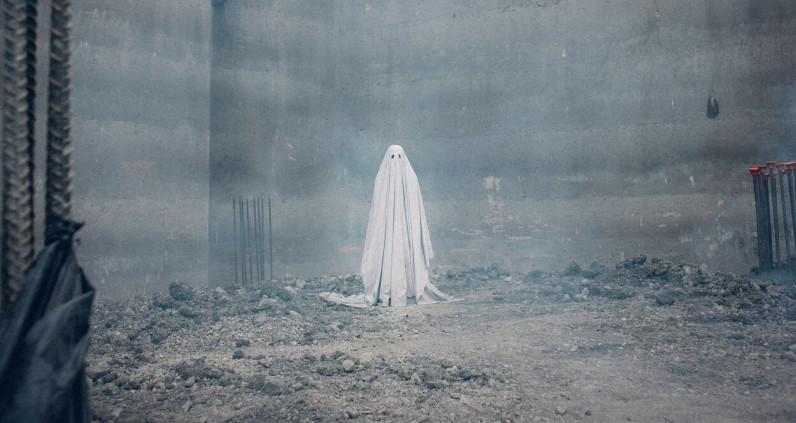 """""""A Ghost Story."""" 