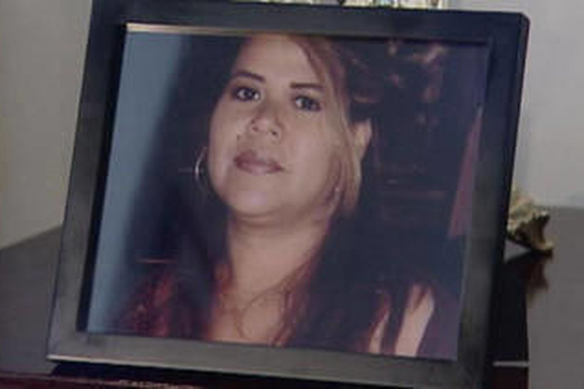 Magda Aleman, a housewife and mother of three children, was murdered in her Sandy home in 2010. Cody Alan Reece, 32, was sentenced Monday to life in prison without parole for killing her during a burglary.