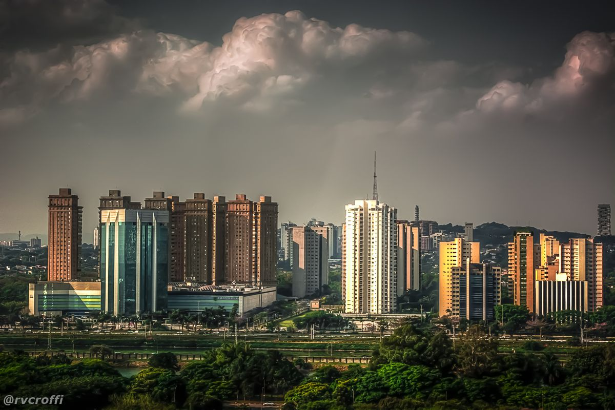 São Paulo, in southeast Brazil, is the largest city in South America and home to more than 21 million people.