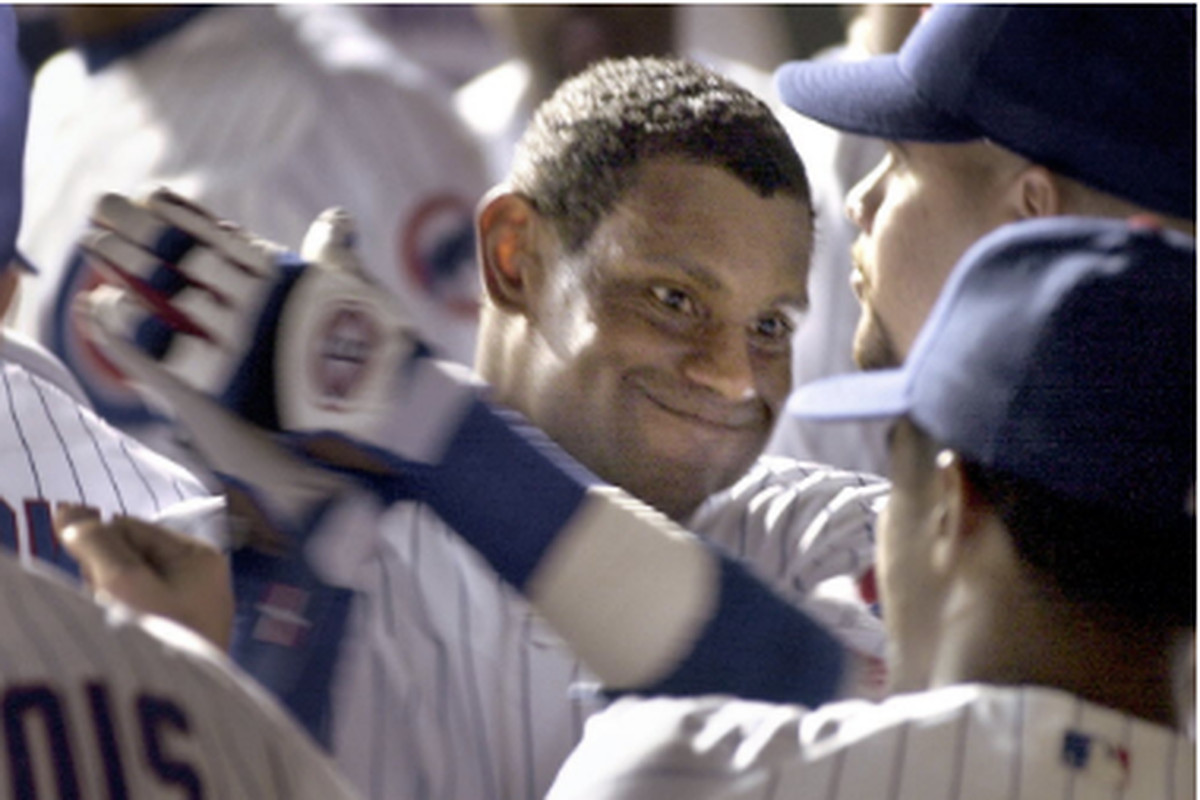 Sammy Sosa's .849 OPS with the Cubs in 2004 wasn't as valuable as Frank Chance's .849 OPS with them in 1906.
