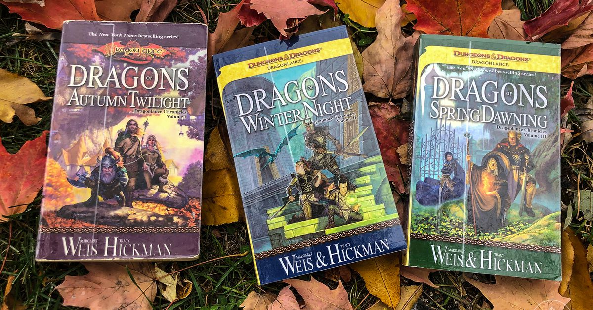 Dragonlance authors sue Dungeons & Dragons publisher Wizards of The Coast
