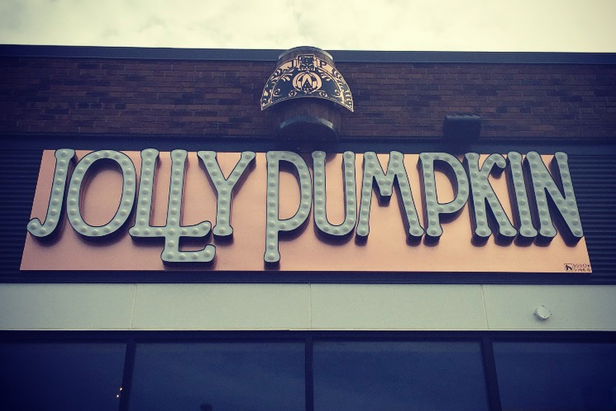 Jolly Pumpkin Brewery and Pizzeria debuts April 11 in Midtown.