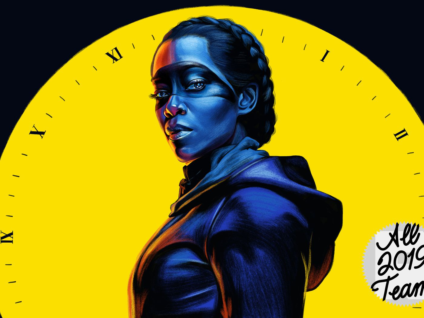 How We Watched Watchmen Through Regina King S Eyes The Ringer
