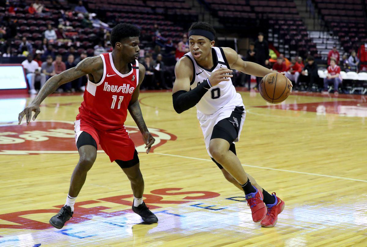 Austin Spurs v Memphis Hustle