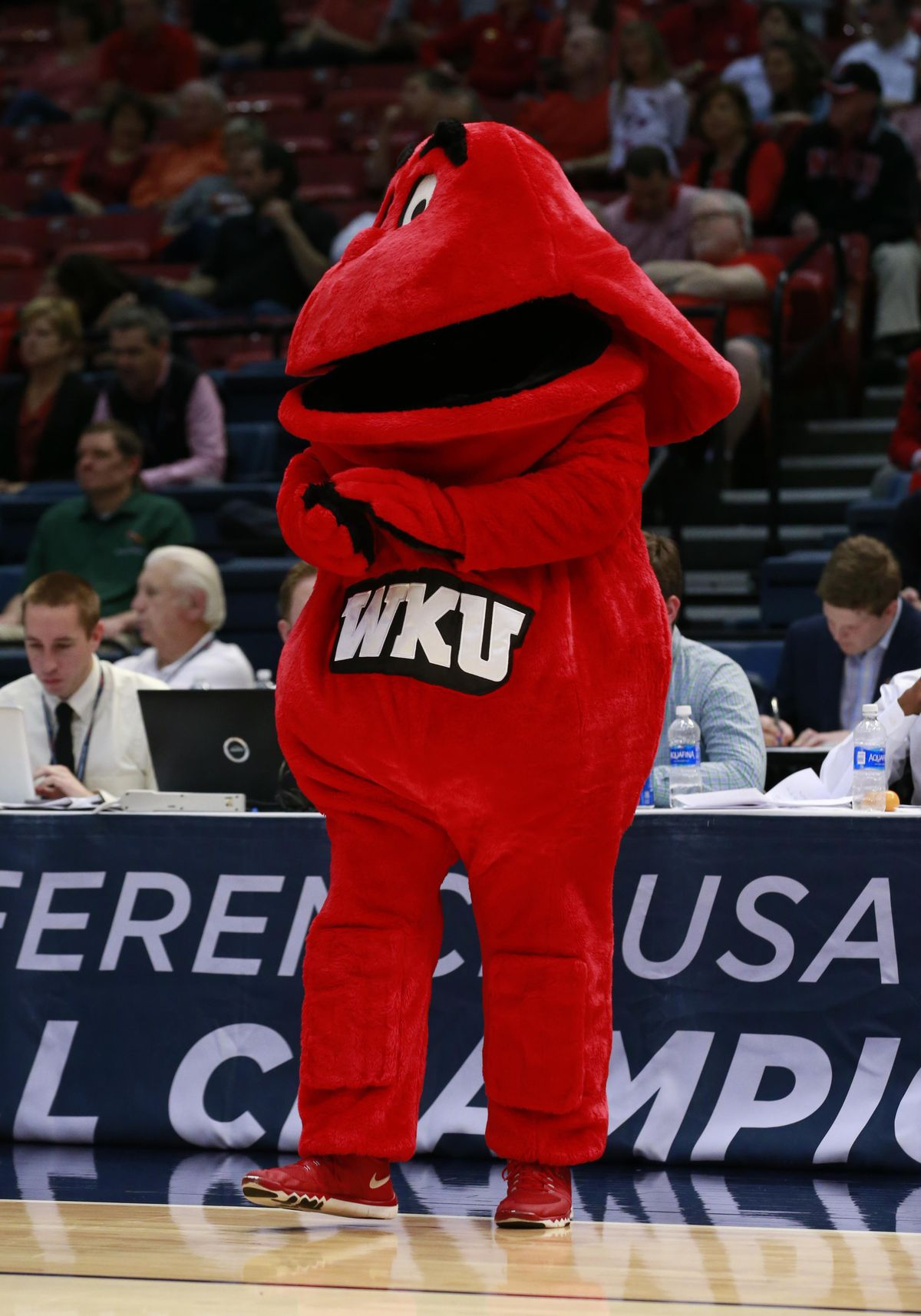 NCAA Basketball: Conference USA Tournament-Old Dominion vs Western Kentucky