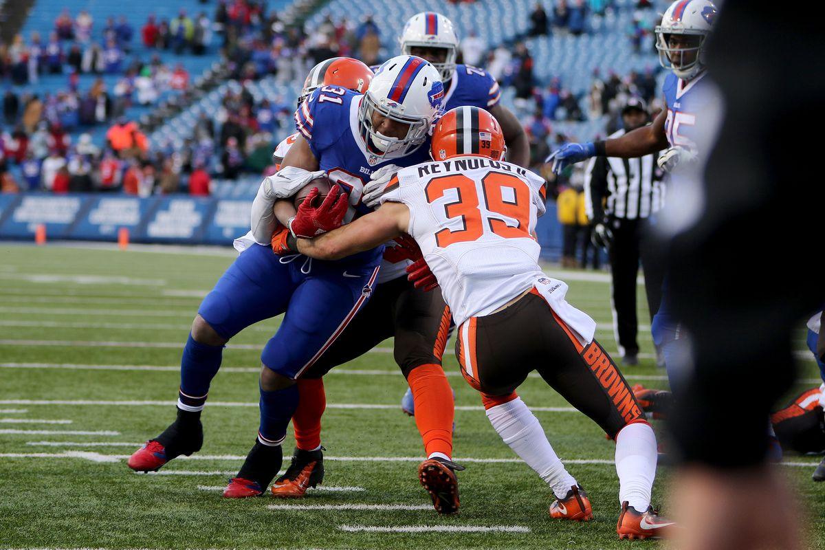 Cleveland Browns v Buffalo Bills