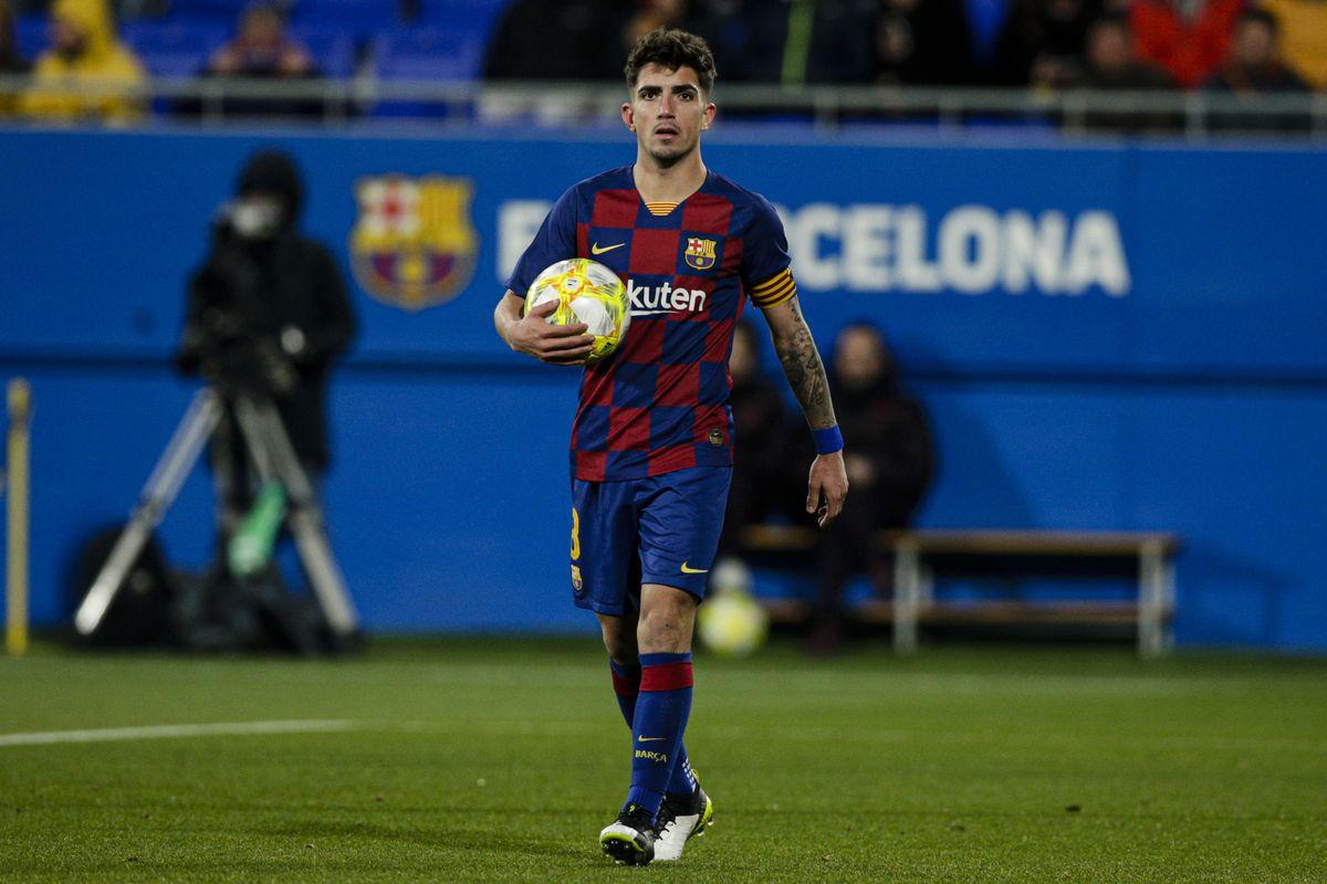 FC Barcelona B V RCD Espanyol B - Segunda B