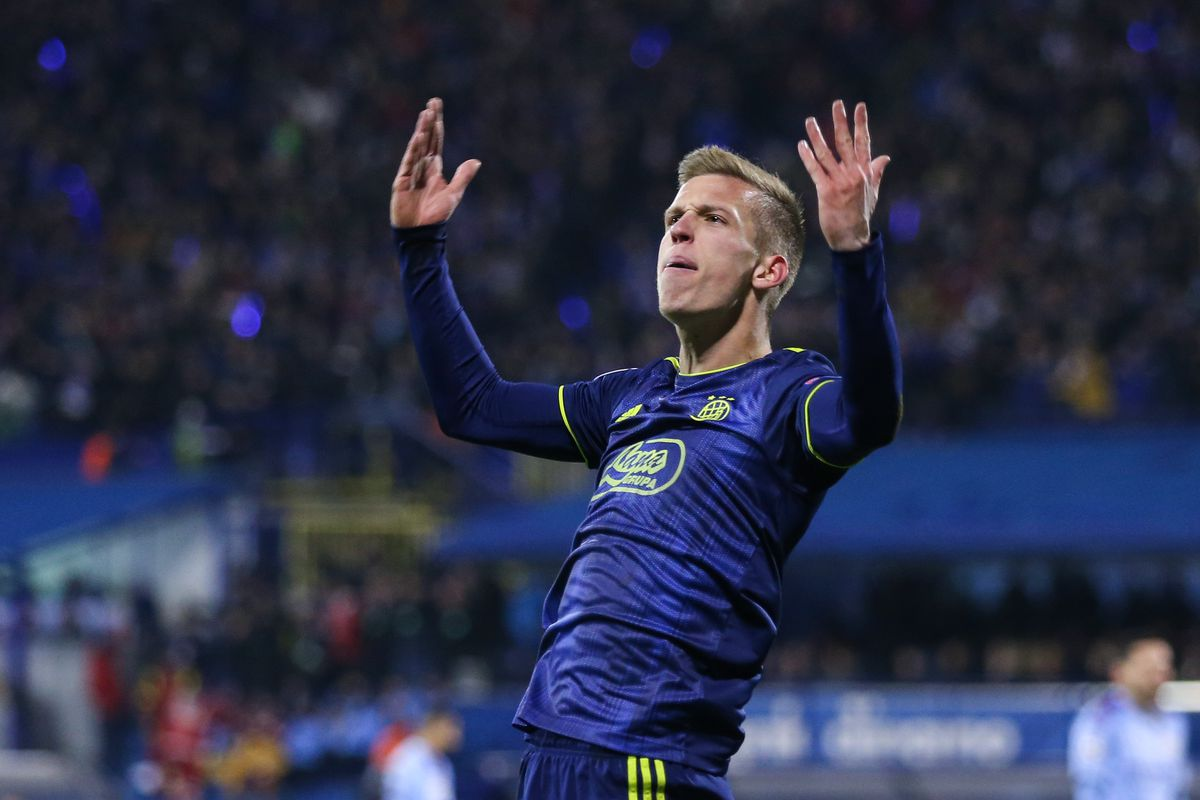 RB Leipzig beat Barcelona in race for Dani Olmo's signature - report