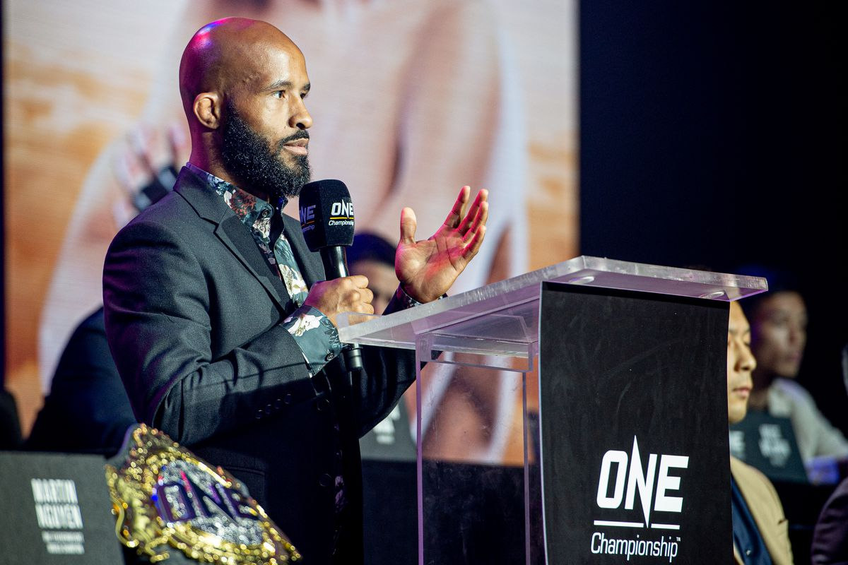 Demetrious Johnson rates first year with ONE 'a 10' ahead of Grand Prix final