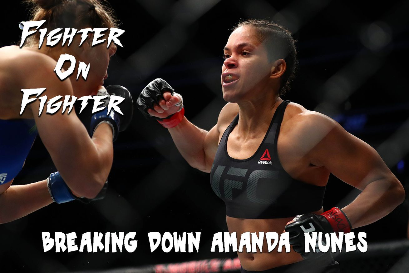 community news, Fighter on Fighter: Breaking down UFC 213's Amanda Nunes