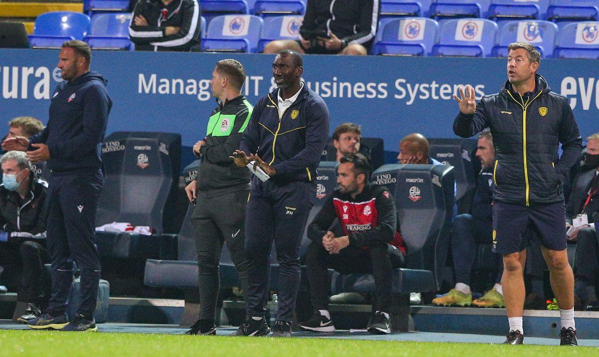 Bolton Wanderers v Burton Albion - Sky Bet League One