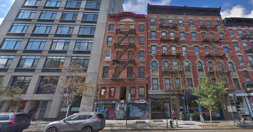 Lower East Side Vacant Building To Become Micro Unit