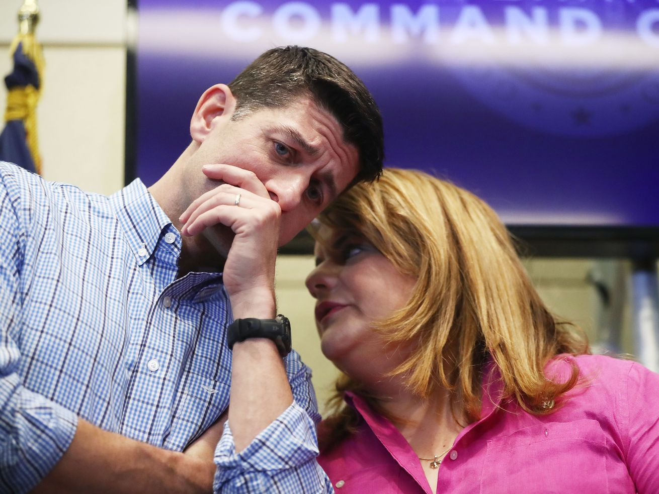 Puerto Rico's congressional delegate, Jenniffer González-Colón, had to beg House leaders to help Puerto Rico after Hurricane Maria.