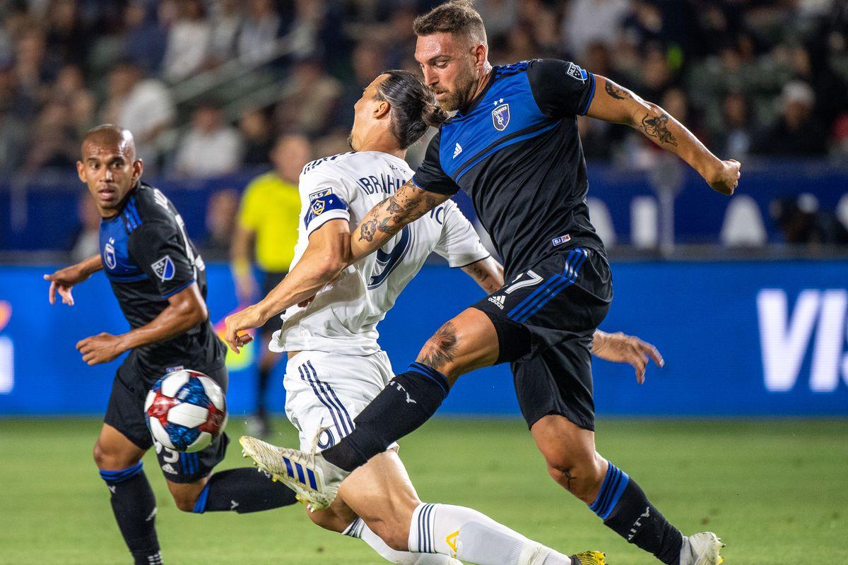 MLS Soccer - Los Angeles Galaxy v San Jose Earthquakes