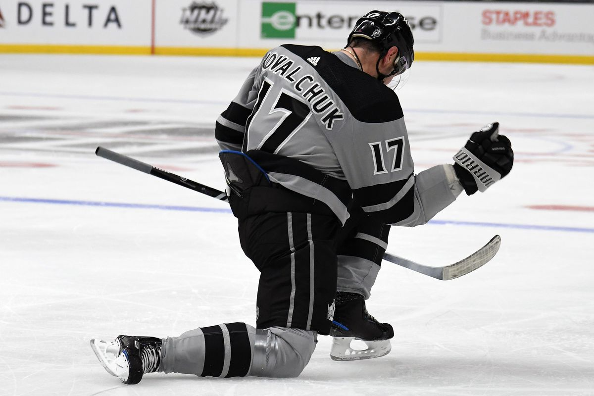Could the Los Angeles Kings make the playoffs? Technically