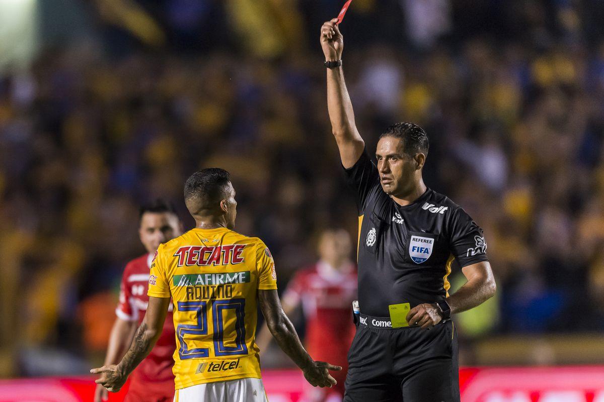 Tigres UANL v Toluca - Torneo Apertura 2018 Liga MX