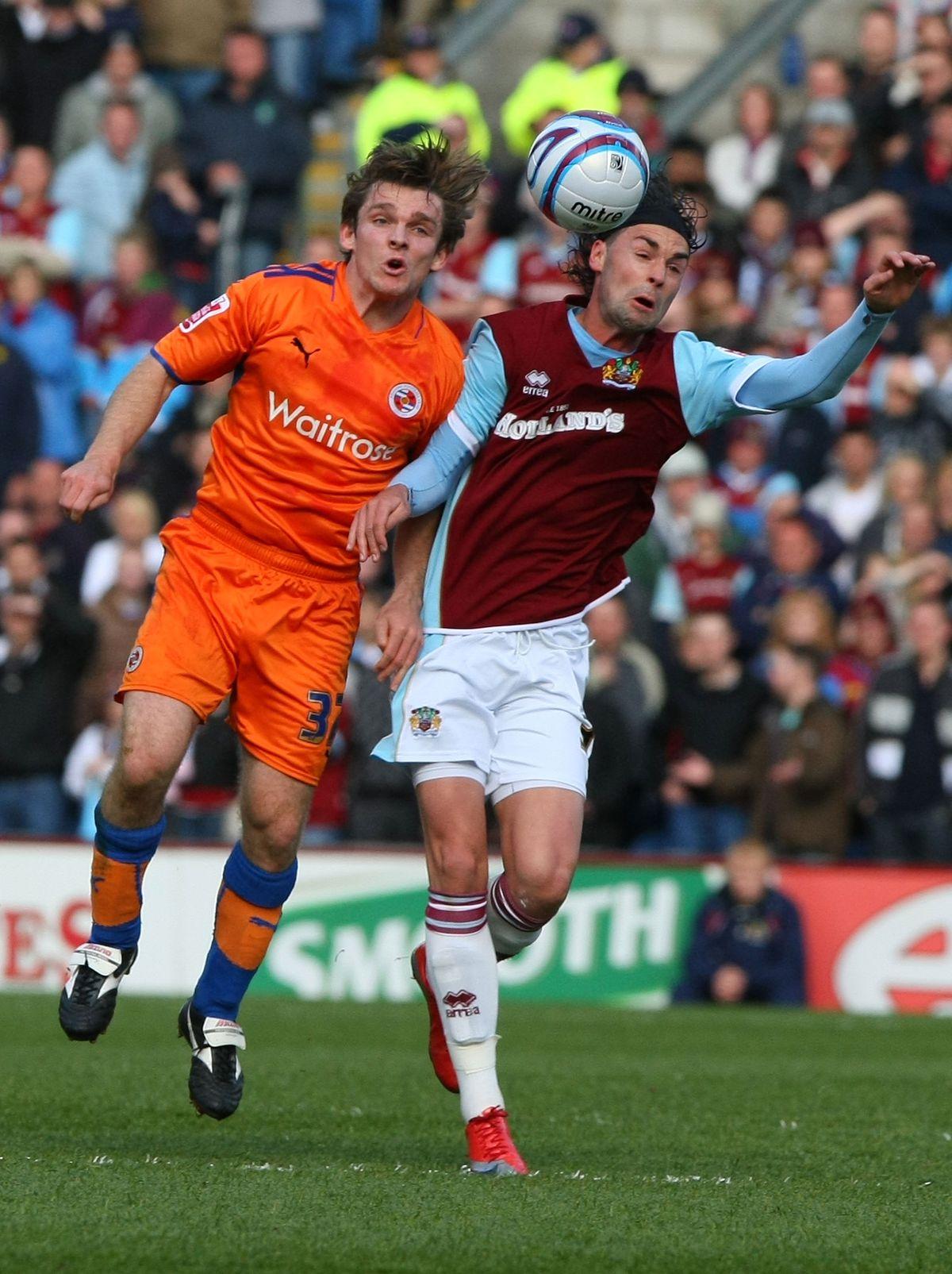 Burnley v Reading