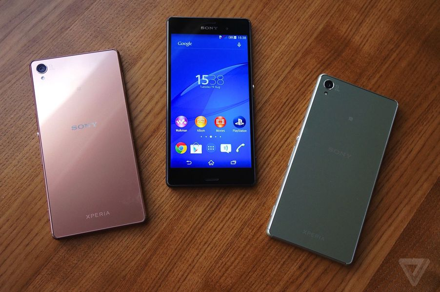Sony Xperia Z3, Z3 Compact, and Z3 Tablet Compact hands-on ...