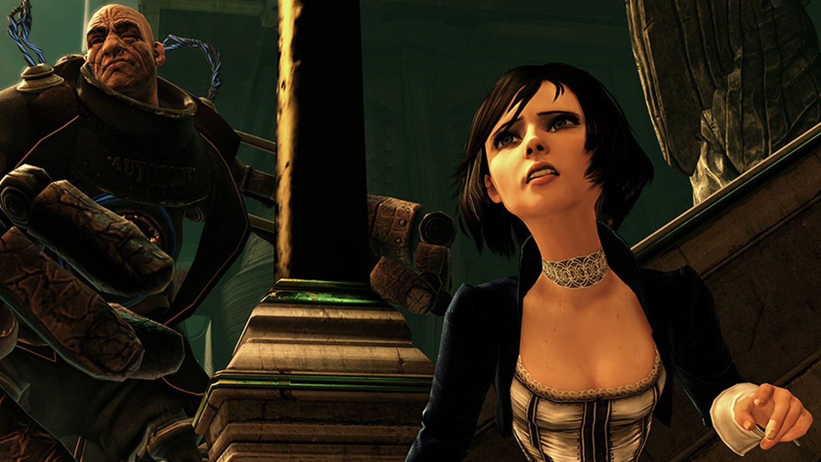 BioShock Infinite field of view issue being targeted by Irrational