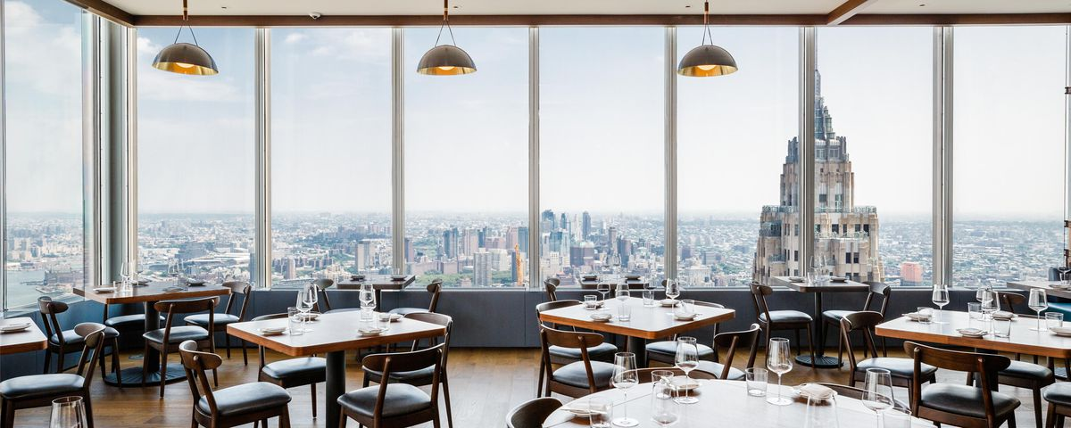 Danny Meyer S New Restaurant Is Trying To Be More Than Just A Pretty View