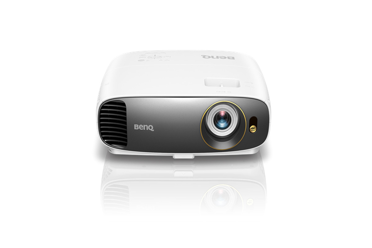 benq made a surprisingly inexpensive 4k hdr projector the verge