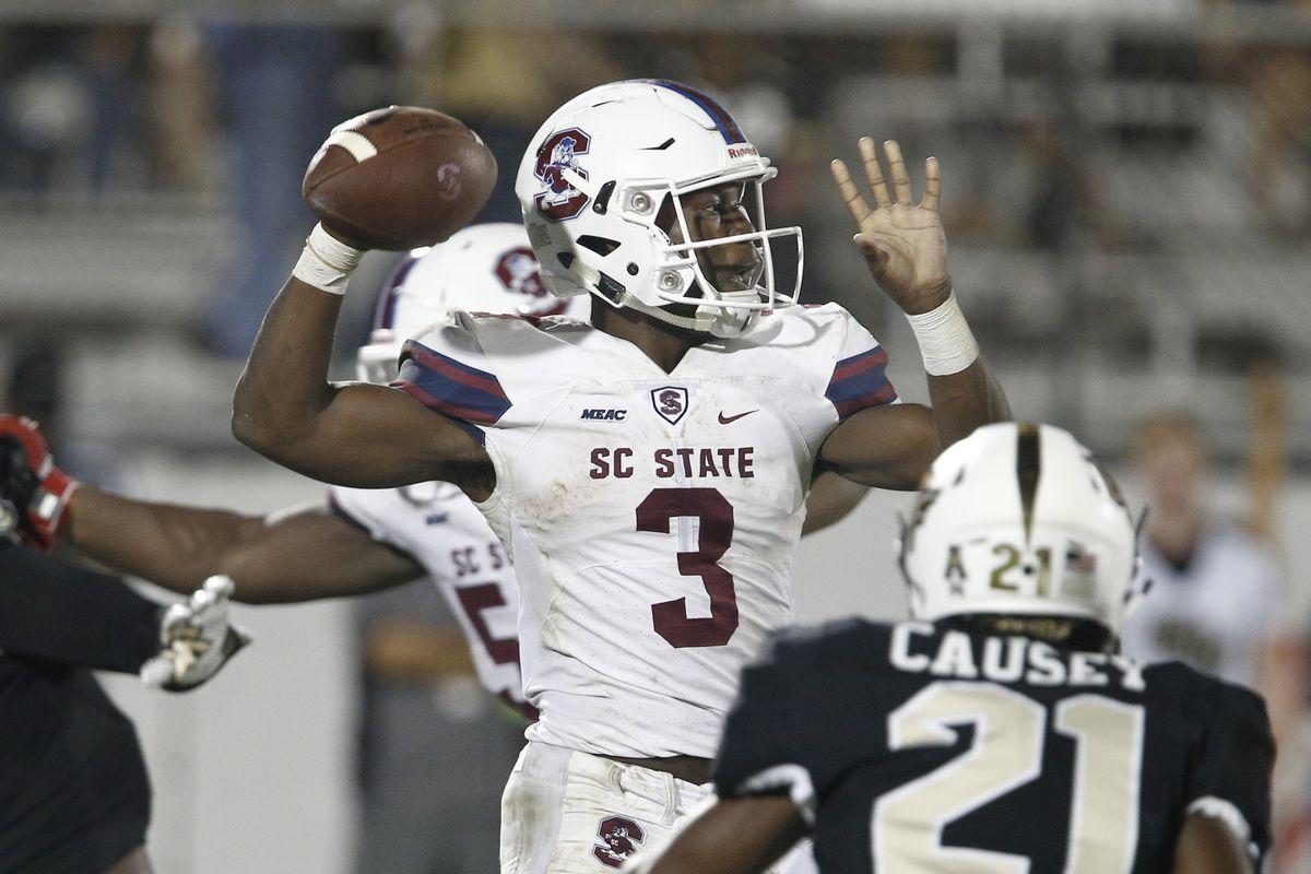 NCAA Football: South Carolina State at Central Florida