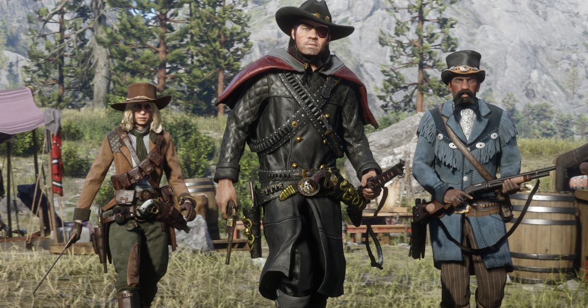 5 things to know about Red Dead Online's Patch 1.11