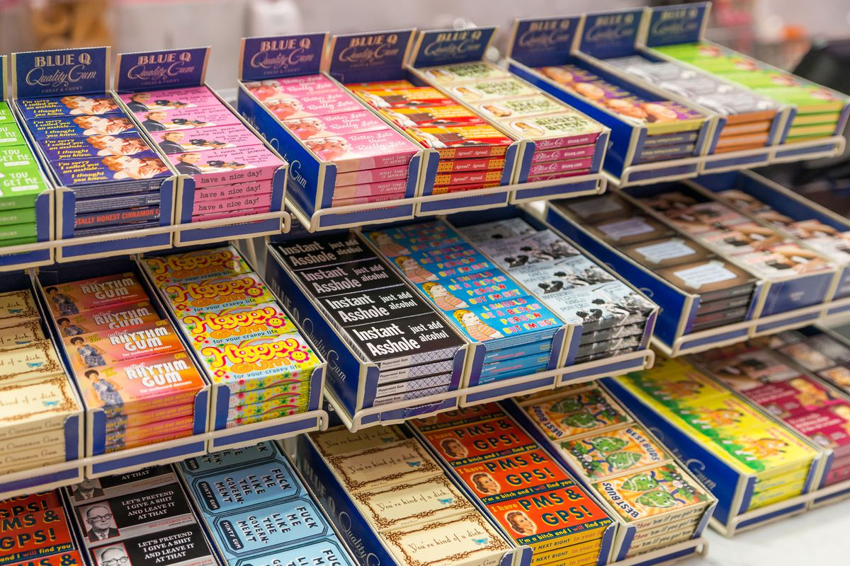 Candies at Sloan's Ice Cream