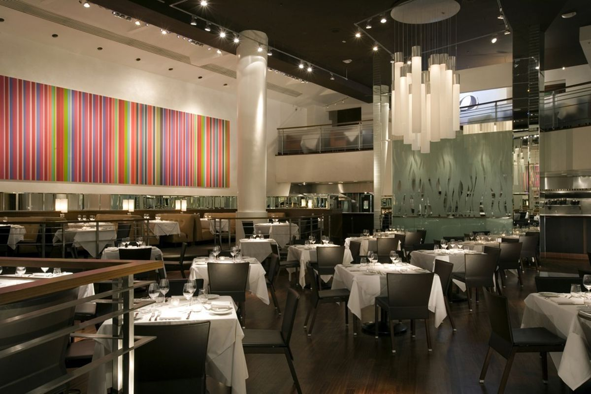 Wolfgang Puck S Spago Departs The Forum Shops Eater Vegas