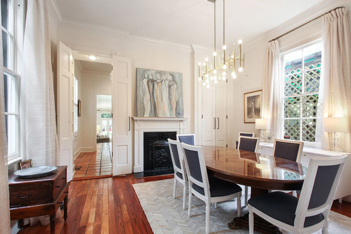 $749K buys this chic Uptown home with large backyard - Curbed New ...