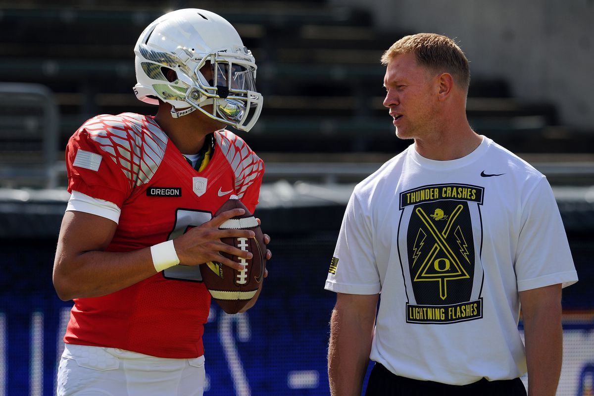 Oregon's Scott Frost and the Nebraska Cornhuskers: Is it a ...