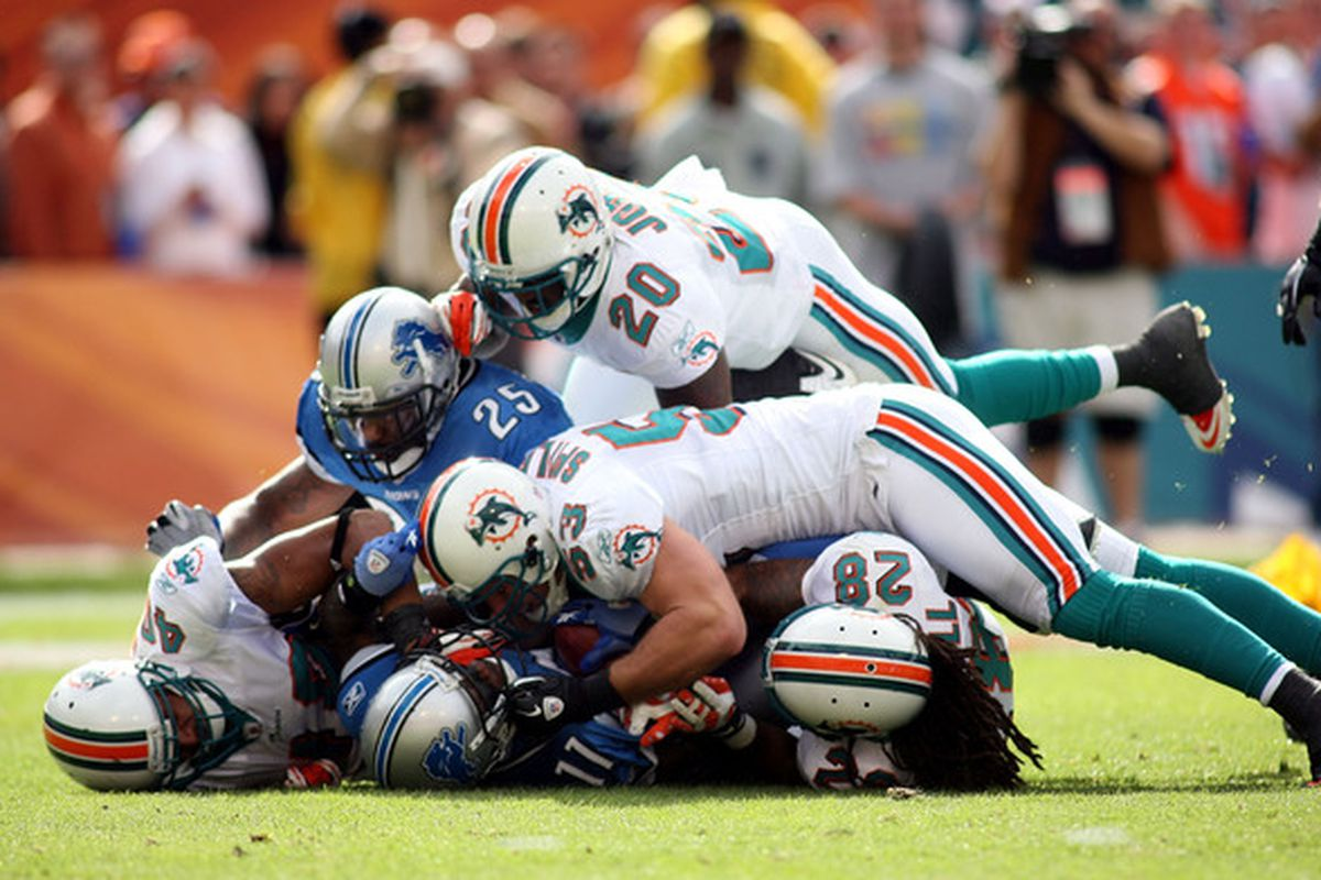 64cd533c Miami Dolphins vs Detroit Lions: History of Matchup - The Phinsider