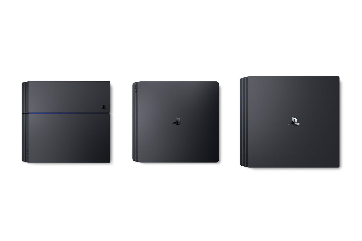 Charted Comparing The Ps4 Pro Ps4 Slim And The Og Ps4