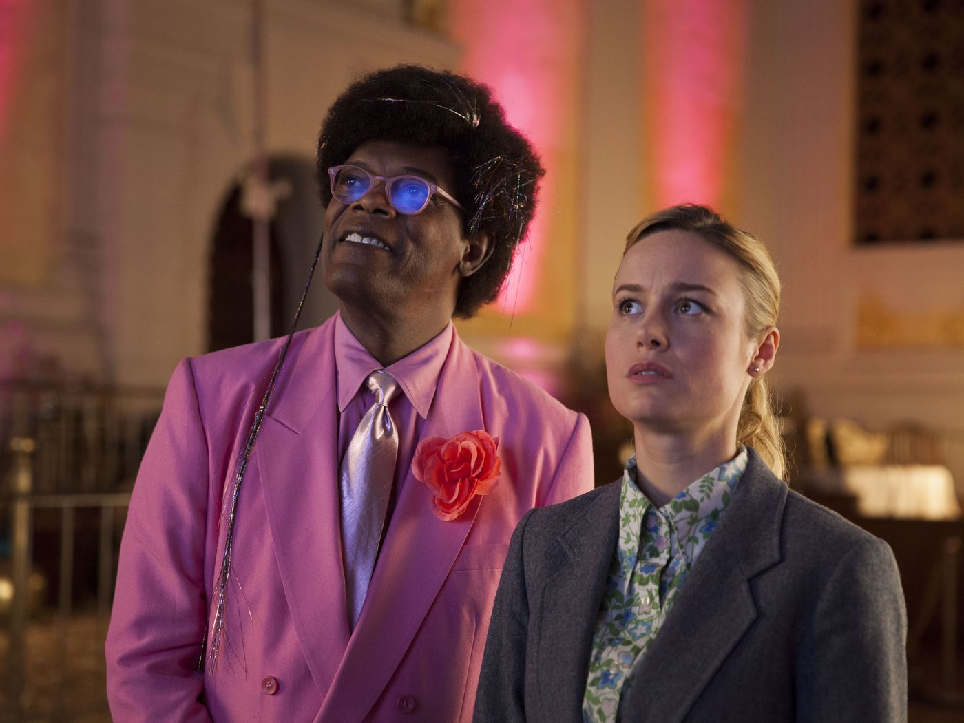 Netflix S Unicorn Store Is An Odd Companion Piece To Captain Marvel The Verge But his superhero costume remains his kree captain's uniform. odd companion piece to captain marvel