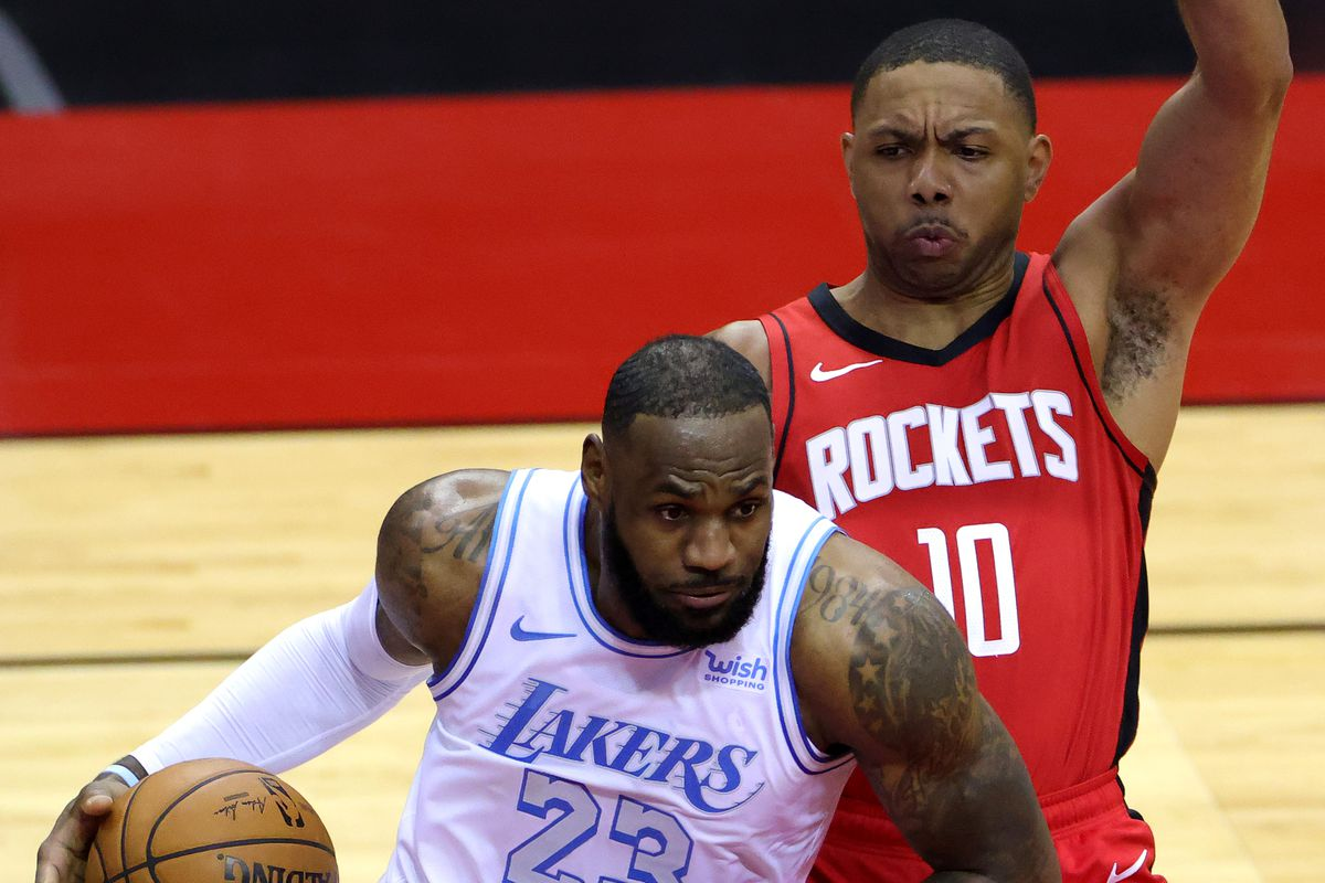 Rockets vs. Lakers game preview: it can't get worse than ...