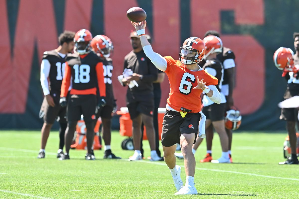 NFL: Cleveland Browns Minicamp