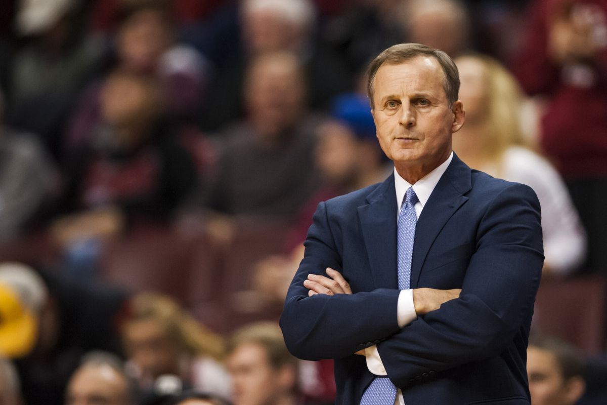 This man has lost 75% of his games against Bruce Weber.