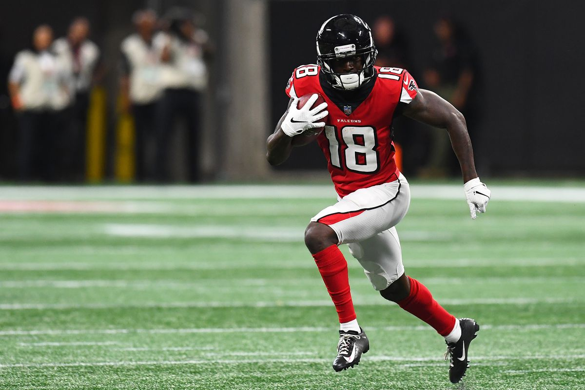 What Kind Of Numbers Will Falcons Wr Calvin Ridley Put Up In 2019 The Falcoholic
